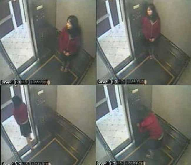 Footage Of Elisa Lam Hours Bef... is listed (or ranked) 1 on the list All Of The Creepy Circumstances Surrounding Elisa Lam's Death