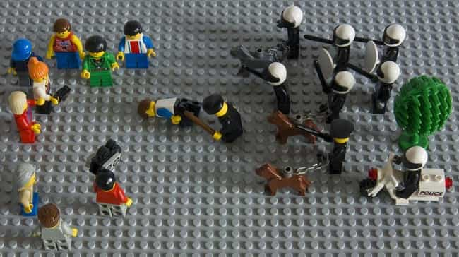 G20 Protester Beaten To Death ... is listed (or ranked) 2 on the list Horrifying Historical Scenes You Won't Believe Anyone Re-Created In Lego