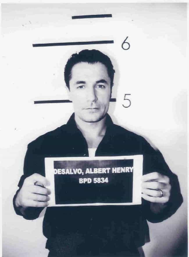 Albert DeSalvo Strangled... is listed (or ranked) 2 on the list 12 Murderers Who Had Their Own Signature Killing Style