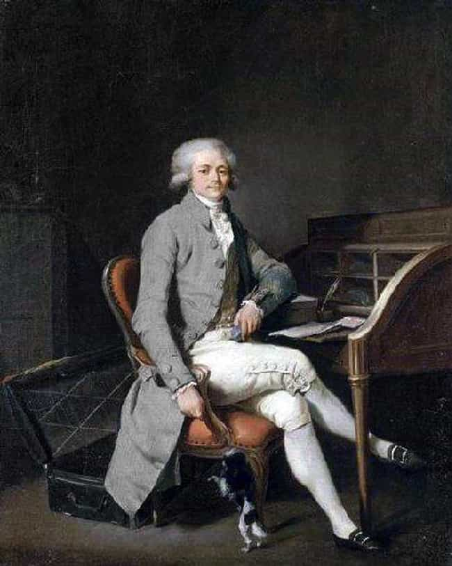 16,594 Death Sentences Were Ha... is listed (or ranked) 1 on the list 13 Brutal, Deranged Facts About Maximilien Robespierre, France's Worst Ruler