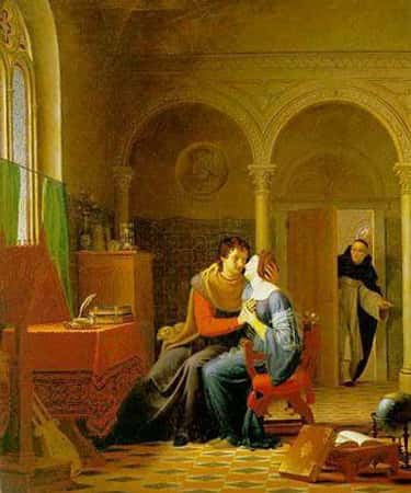 Héloïse And Abelard Had A Roma is listed (or ranked) 1 on the list The 10 Cruelest, Most Unfair Weddings In The History of Western Culture