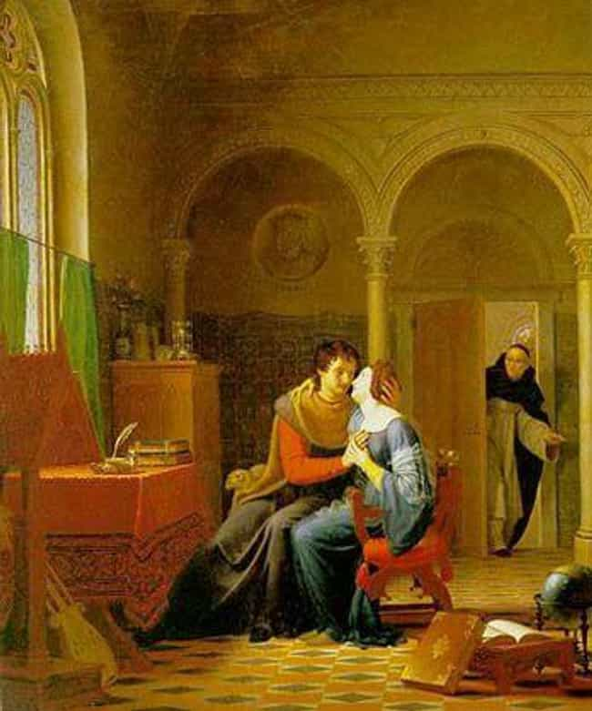 Héloïse And Abelard Had A Roma... is listed (or ranked) 1 on the list The 10 Cruelest, Most Unfair Weddings In The History of Western Culture