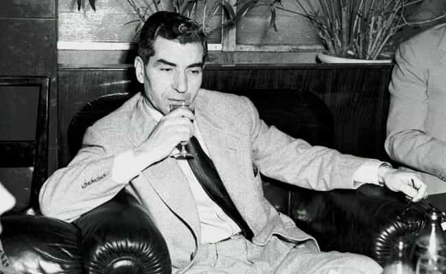 Charlie Luciano Got An STD On ... is listed (or ranked) 1 on the list 9 Utterly Bizarre Facts About Famous Gangsters