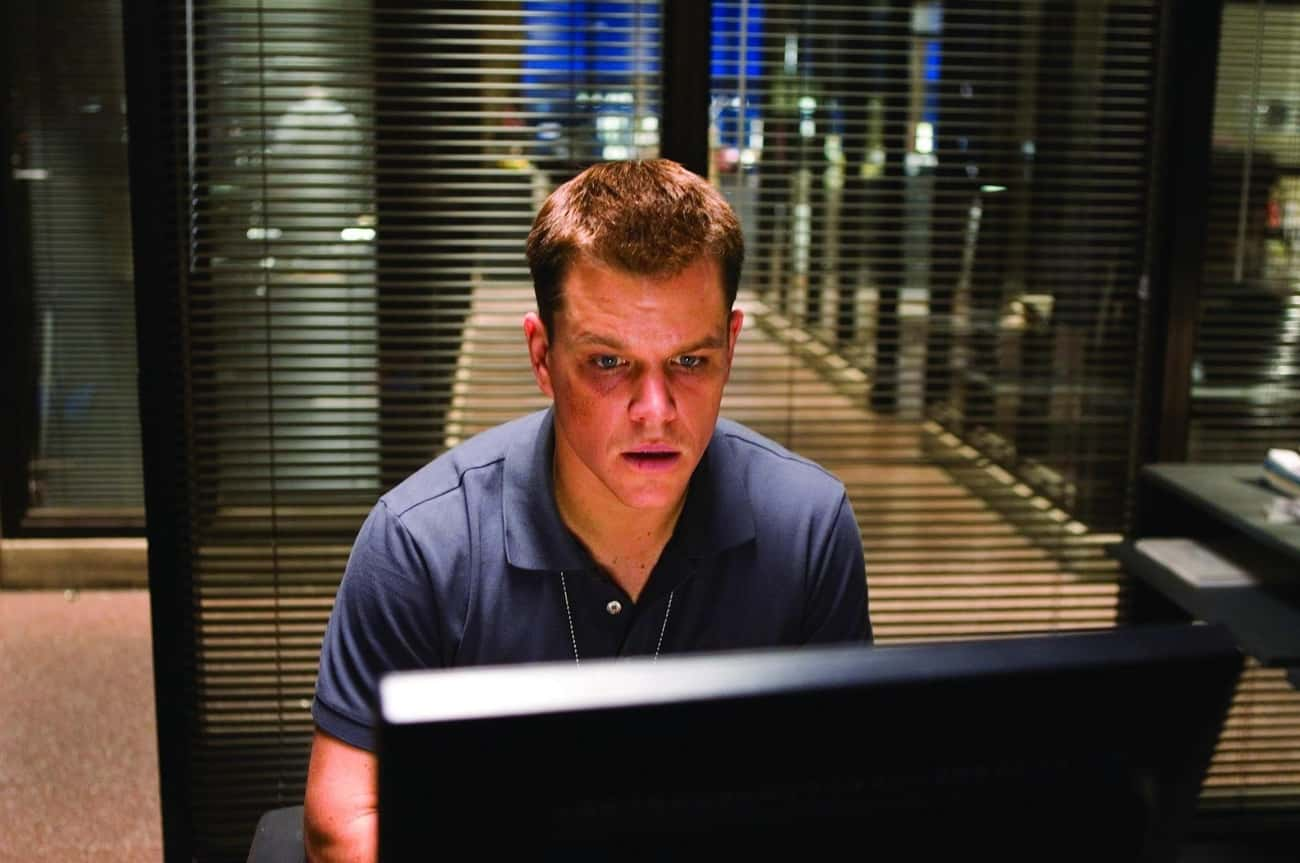 The Departed Is About Being Th is listed (or ranked) 1 on the list All The Evidence Matt Damon's Character In The Departed Is Secretly Gay