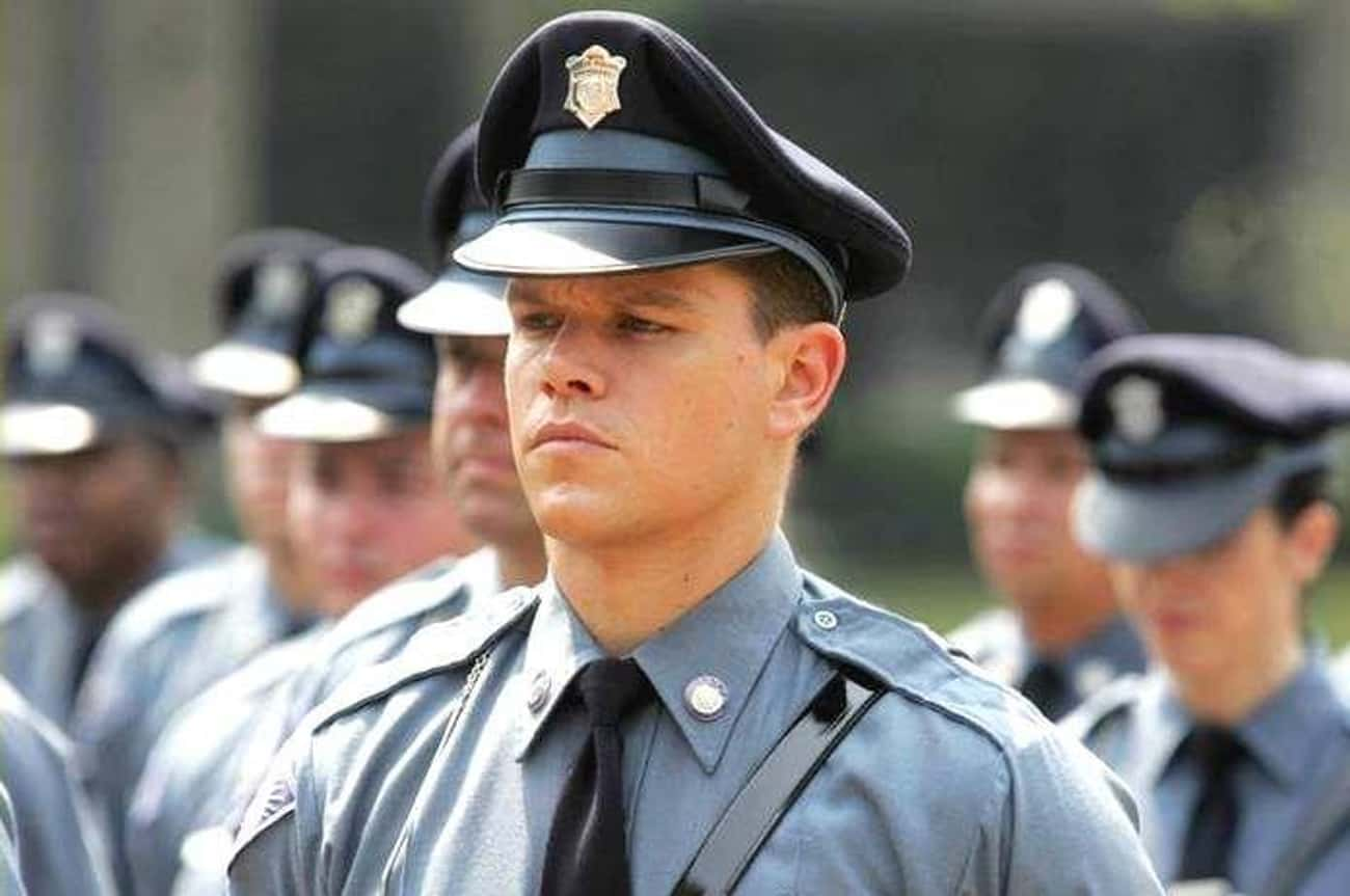 Sullivan Overcompensates Any T is listed (or ranked) 2 on the list All The Evidence Matt Damon's Character In The Departed Is Secretly Gay