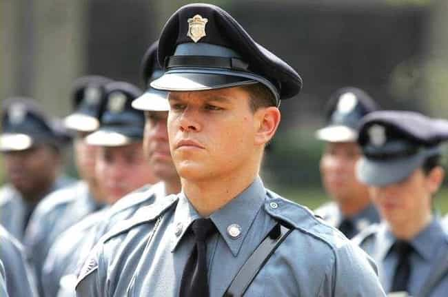 Sullivan Overcompensates Any T... is listed (or ranked) 2 on the list All The Evidence Matt Damon's Character In The Departed Is Secretly Gay