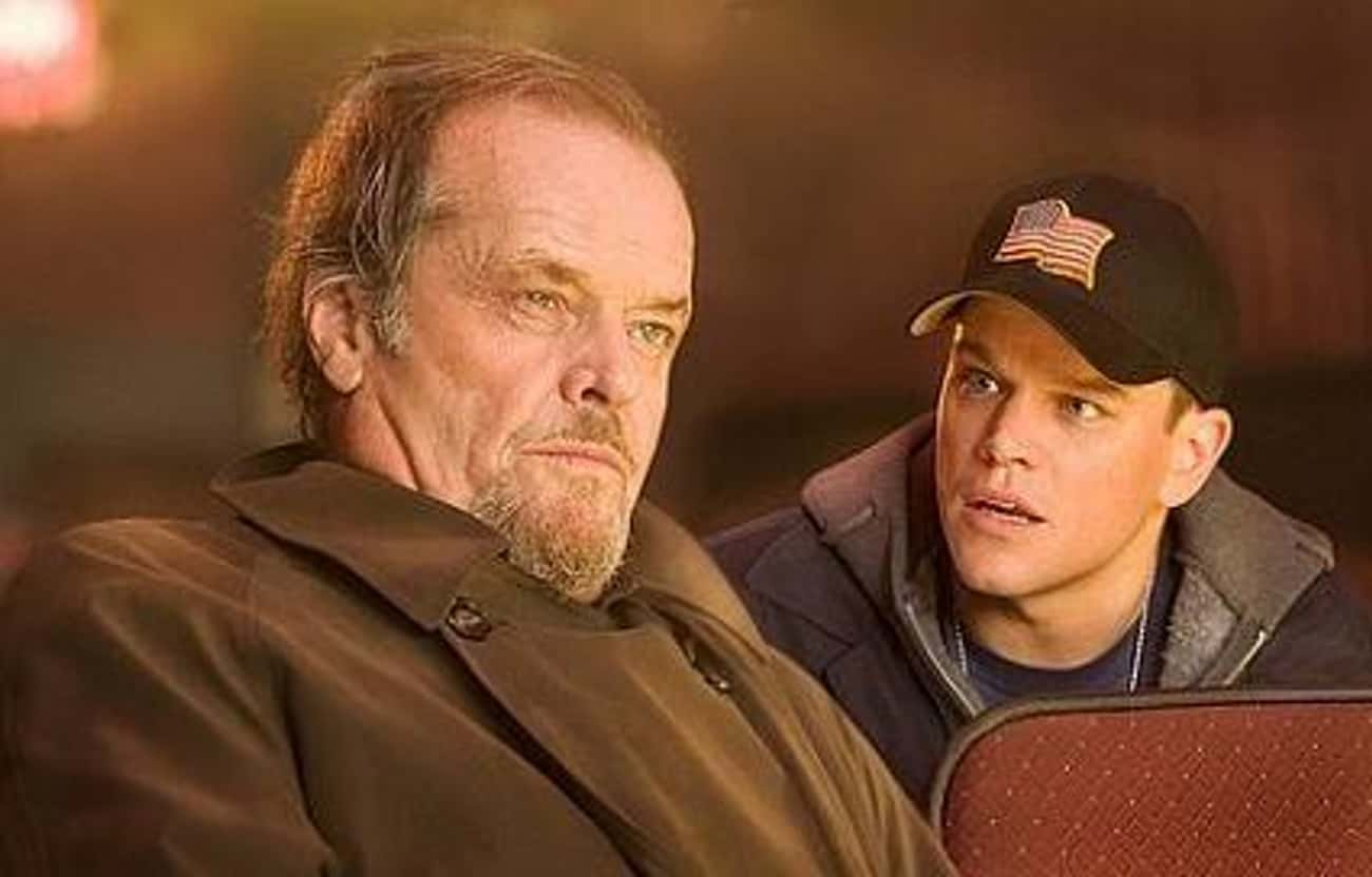Sullivan Is Very Uncomfortable is listed (or ranked) 3 on the list All The Evidence Matt Damon's Character In The Departed Is Secretly Gay