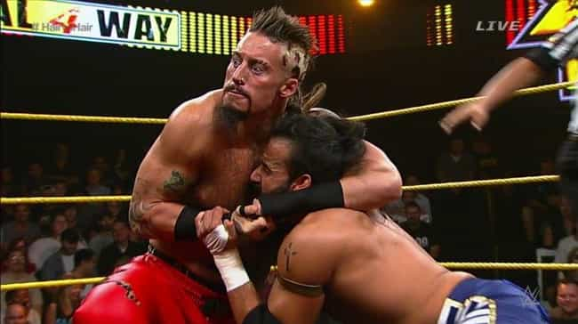 He Signed With NXT Witho... is listed (or ranked) 2 on the list 5 Things You Should Know About Enzo Amore