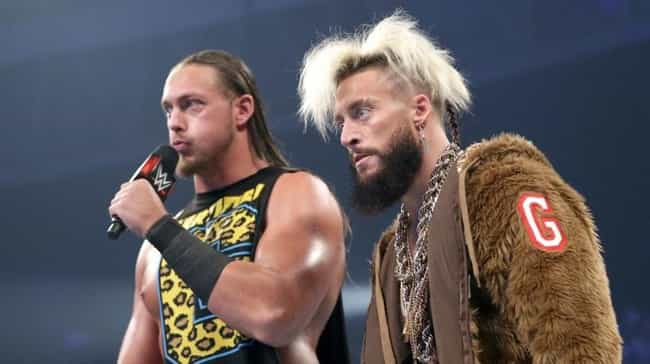 He Met Enzo Playing Pick... is listed (or ranked) 1 on the list 5 Things You Should Know About Big Cass