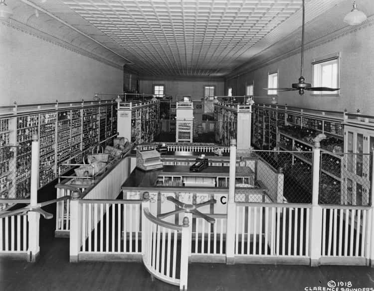 Piggly Wiggly, Memphis, Tennessee, 1918