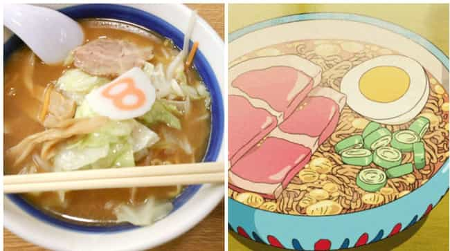 Japanese Ramen is listed (or ranked) 2 on the list Mouthwatering Japanese Foods Your Favorite Anime Characters Are Eating