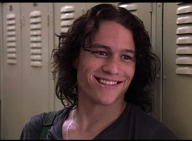 High School Sweetheart ... is listed (or ranked) 2 on the list 22 Heart-Melting Faces Heath Ledger Made In 10 Things I Hate About You