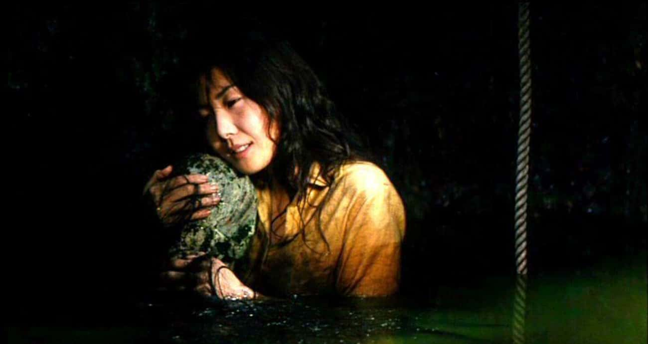 Shizuko Is Based On A Real Per is listed (or ranked) 1 on the list 15 Things You Didn't Know About The Japanese Version Of 'The Ring'