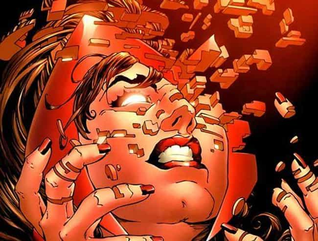 She Warped Reality To Gi... is listed (or ranked) 4 on the list 11 Of The Craziest, Most Inexplicable Things Scarlet Witch Has Ever Done