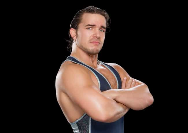 Rookie Of The Year is listed (or ranked) 4 on the list 5 Things You Should Know About Chad Gable