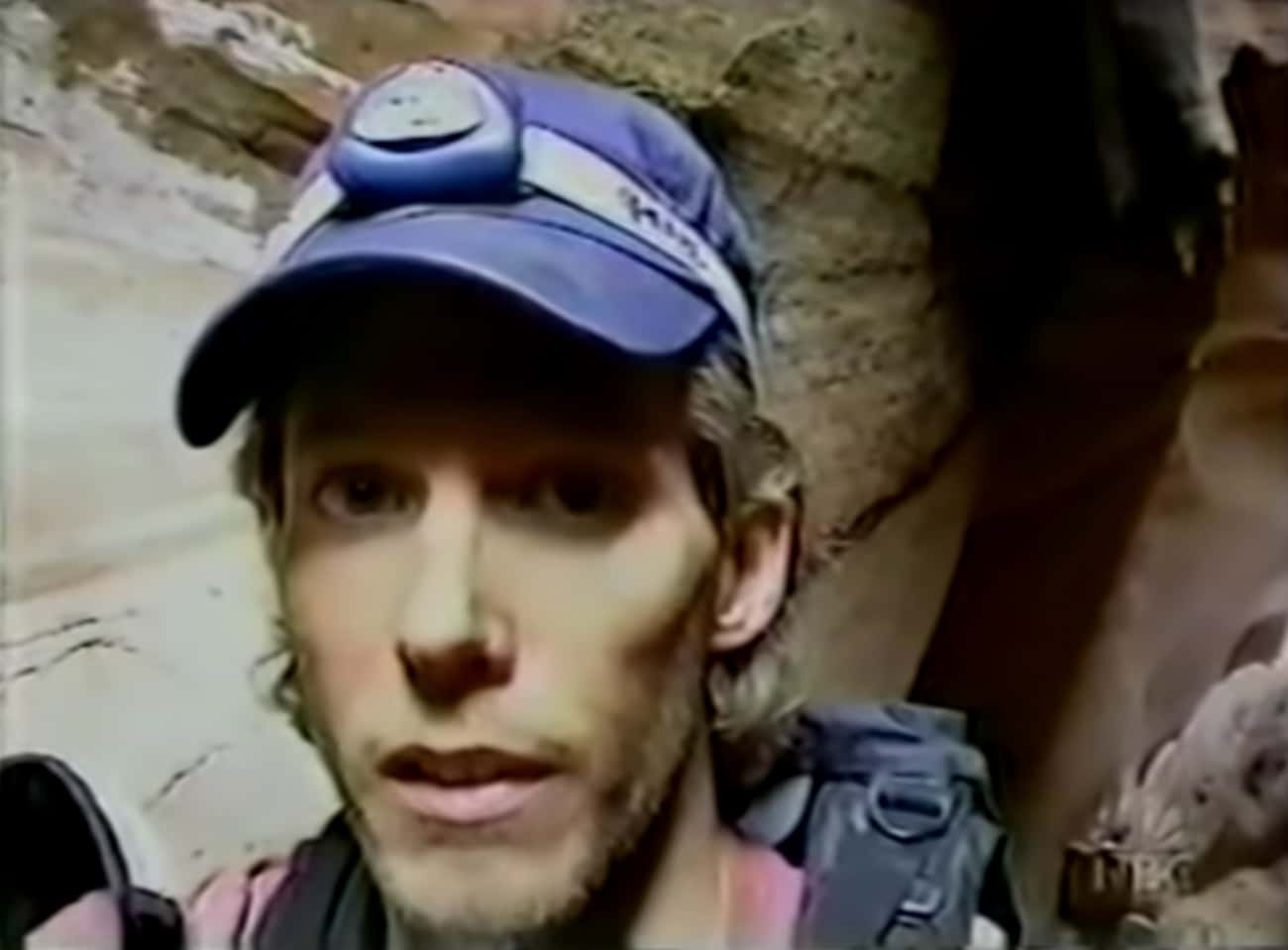 Aron Ralston Cut Off His Own Arm To Save His Life