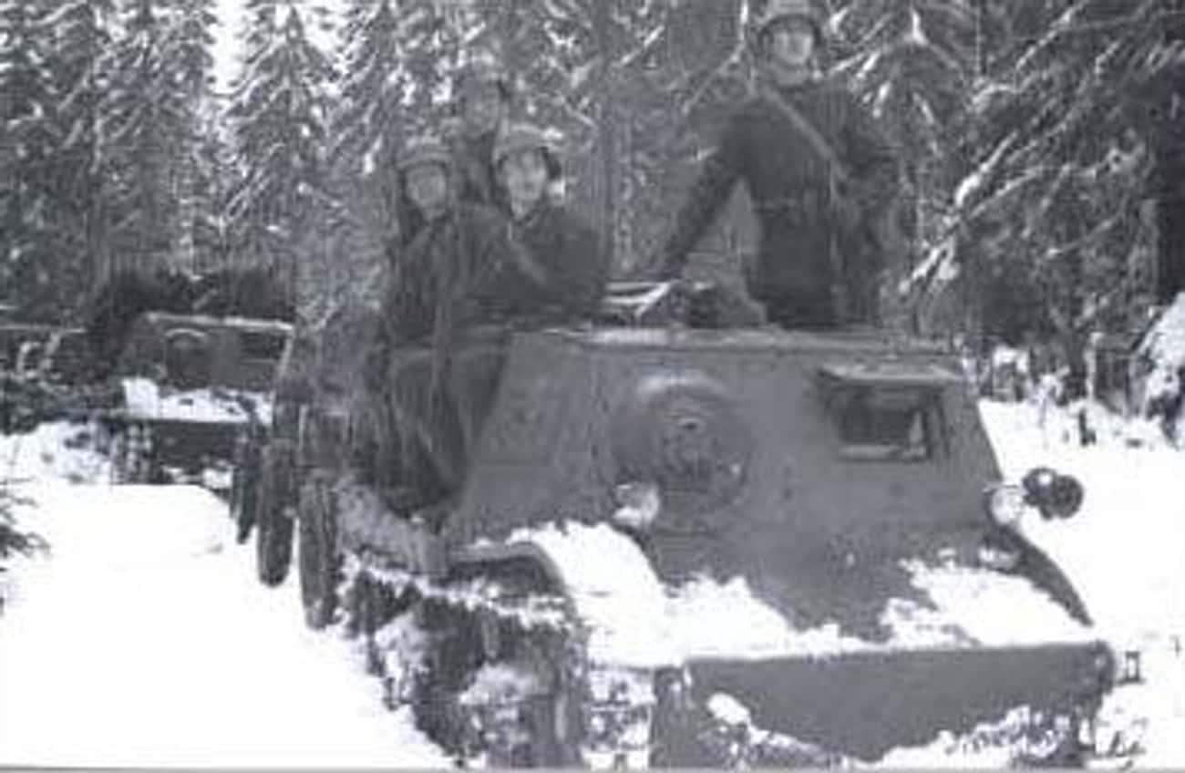 The Finnish Took On The Soviet War Machine Alone