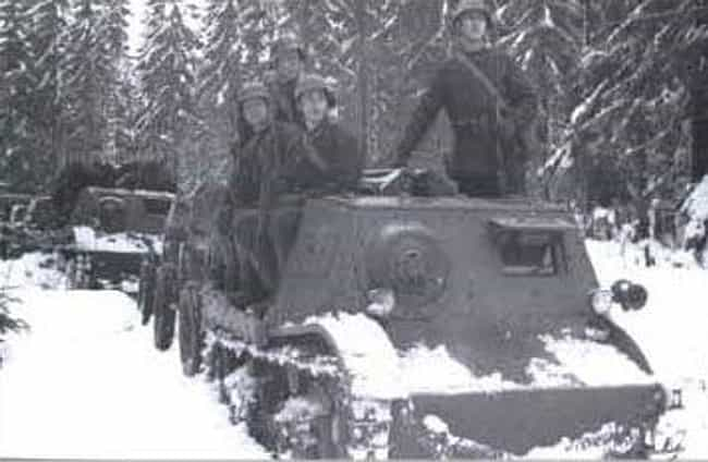 The Finnish Took On The ... is listed (or ranked) 1 on the list 12 Incredible, Little-Known Facts About The Finnish Soldiers of World War II