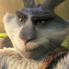E. Aster Bunnymund is listed (or ranked) 21 on the list The Greatest Rabbit Characters of All Time
