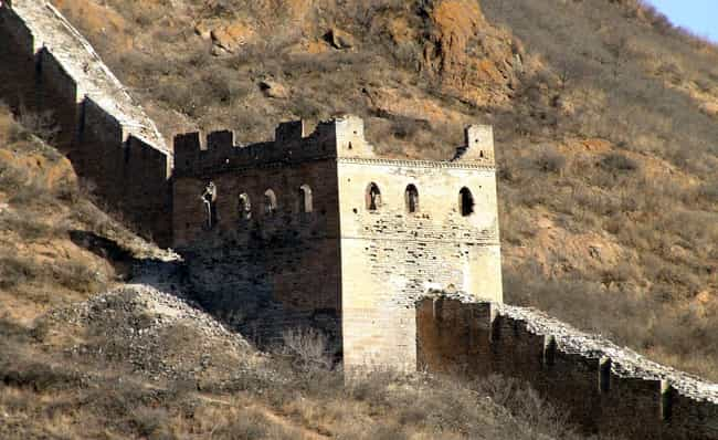 It Took Over 2,000 Years... is listed (or ranked) 1 on the list 12 Mind-Boggling Facts About Building The Great Wall of China