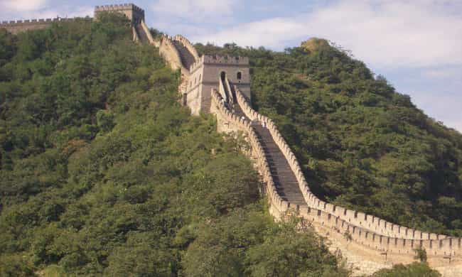 It Took Millions Of Labo... is listed (or ranked) 2 on the list 12 Mind-Boggling Facts About Building The Great Wall of China