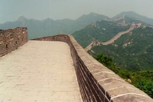 Workers Were Buried In M... is listed (or ranked) 4 on the list 12 Mind-Boggling Facts About Building The Great Wall of China