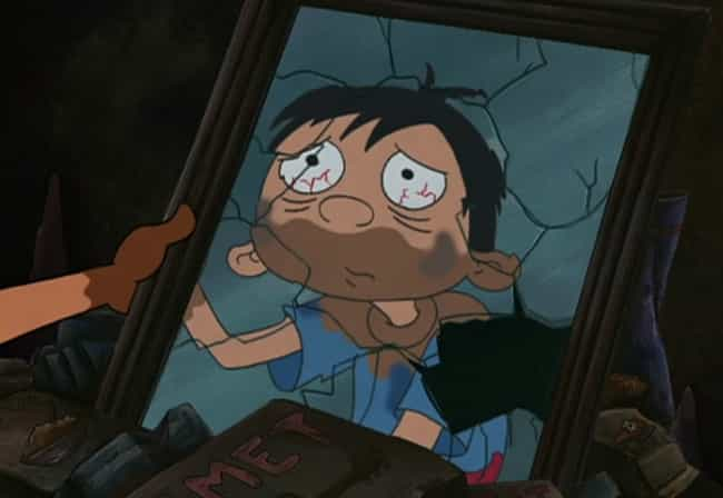 Chocolate Boy Is Basically A D... is listed (or ranked) 4 on the list 15 Reasons Hey Arnold Is Actually About Depression And Economic Struggle