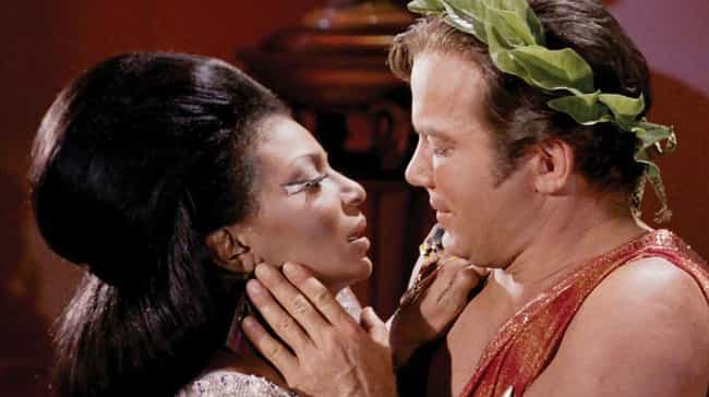 It Wasn't The First Show To Fe... is listed (or ranked) 1 on the list 16 Surprising Behind-The-Scenes Facts About The Original Star Trek