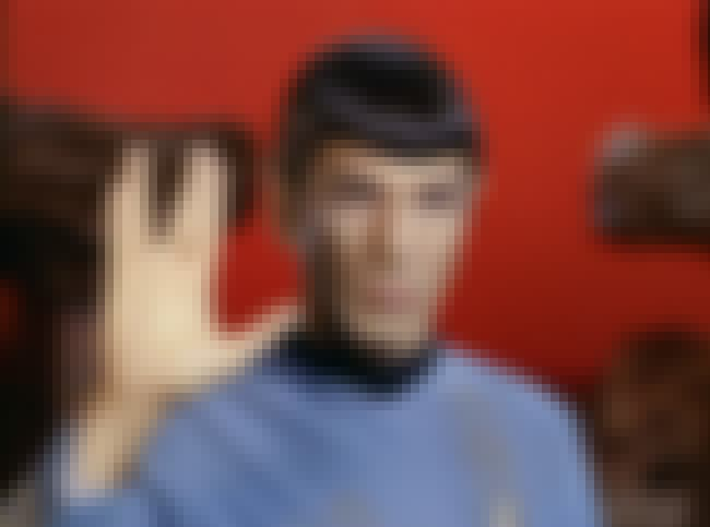 The Vulcan Salute Is Actually ... is listed (or ranked) 4 on the list 16 Surprising Facts About Star Trek: The Original Series