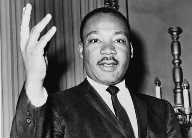 Martin Luther King Jr. Convinc... is listed (or ranked) 3 on the list 16 Surprising Behind-The-Scenes Facts About The Original Star Trek