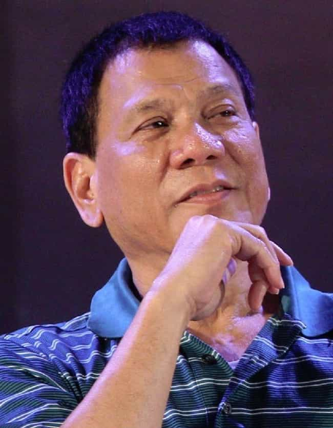 He Laments Not Being Involved ... is listed (or ranked) 3 on the list 12 Brutal, Messed Up Facts About Philippines President Rodrigo Duterte