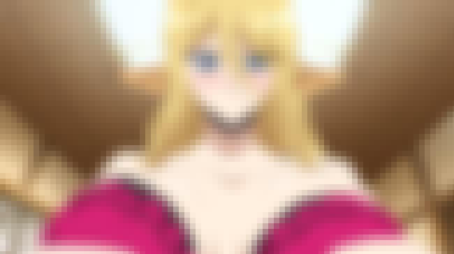 Poor Centorea, Can't Wear ... is listed (or ranked) 4 on the list 23 Anime Girls Whose Huge Boobs Are Actually A Problem
