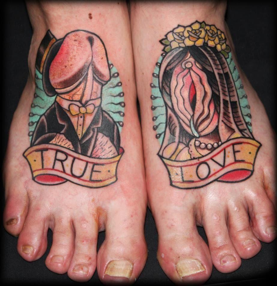 """Random Worst """"True Love"""" Tattoos"""