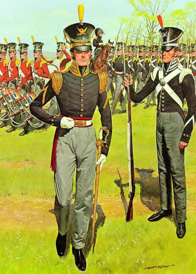 1814 To The 1830s: Tailcoats T... is listed (or ranked) 4 on the list A Visual History Through 24 American Military Uniforms