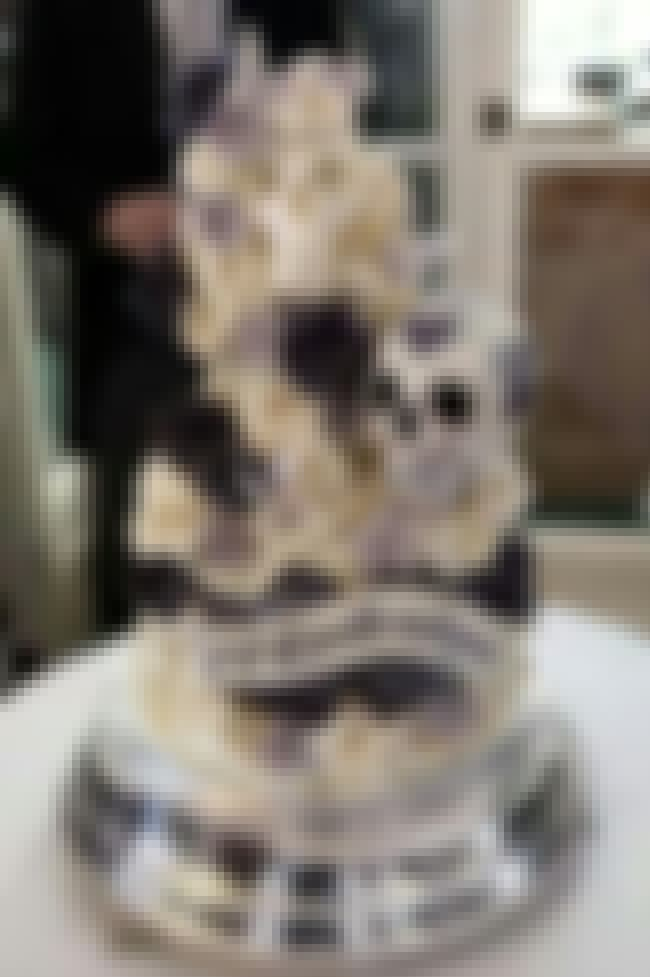 Making Marriage Scary is listed (or ranked) 2 on the list 16 Extremely Morbid Love Cakes That Are Hard To Stomach