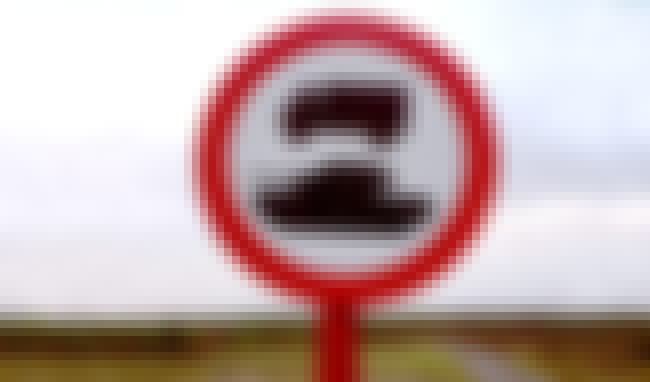 Look Out For Flying Trucks And... is listed (or ranked) 3 on the list 24 Foreign Road Signs That Make No Sense