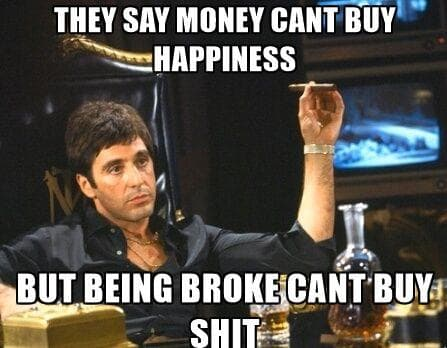 Funny Memes About Life Struggles : Memes for broke people