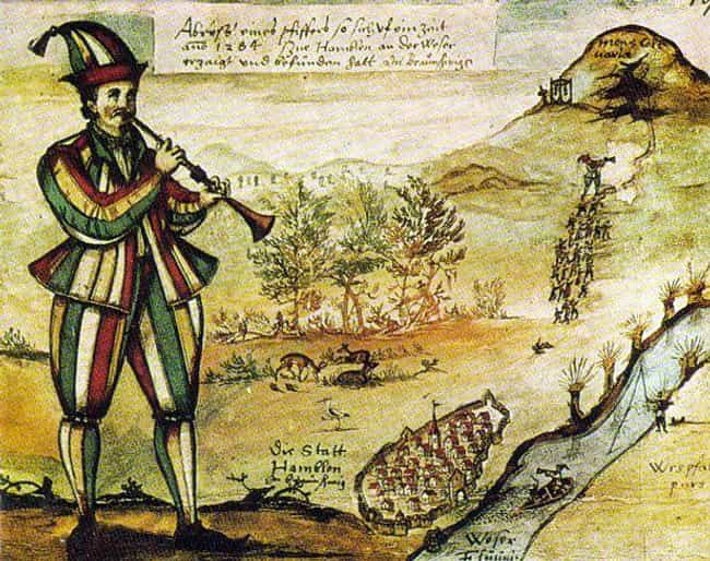 He Was The Town Pedophil... is listed (or ranked) 2 on the list Every Creepy Theory On The Pied Piper Of Hamelin