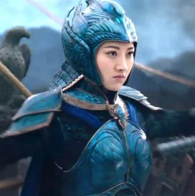 Why Are You Here? is listed (or ranked) 2 on the list The Great Wall Movie Quotes