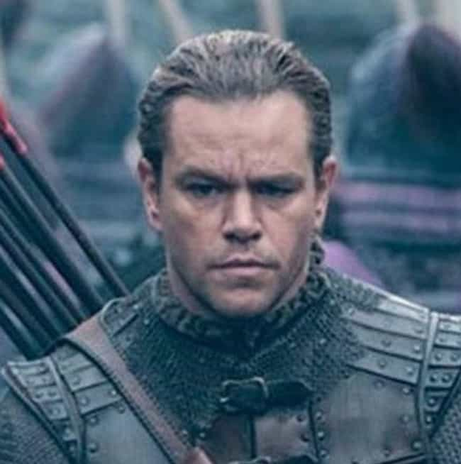 Stay and Fight is listed (or ranked) 1 on the list The Great Wall Movie Quotes