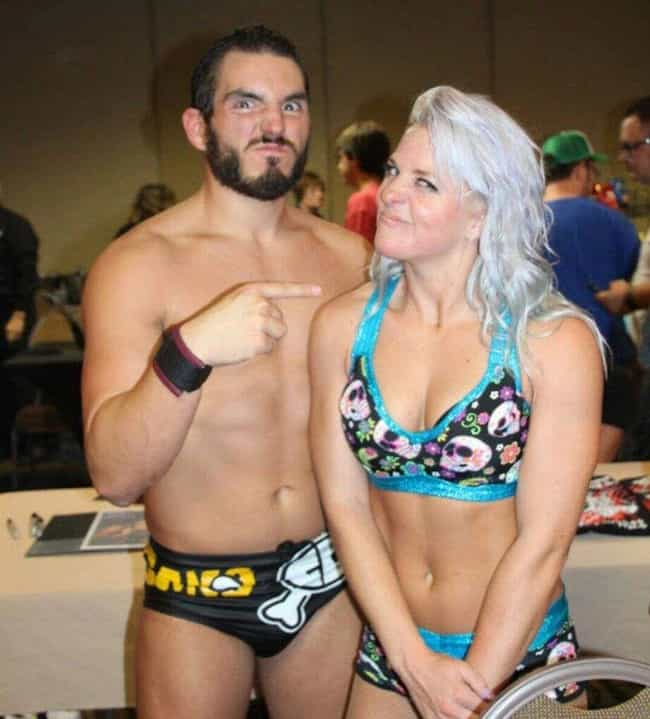 He's Married To A Fellow Wrest... is listed (or ranked) 3 on the list 5 Things You Should Know About Johnny Gargano