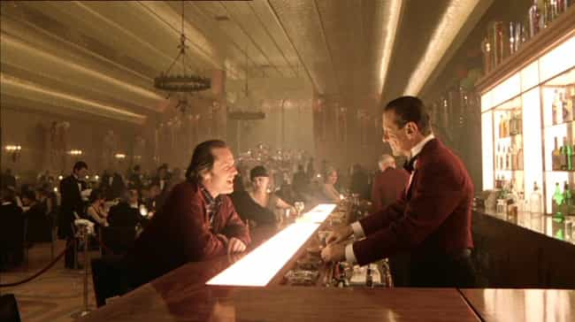 Joe Turkel Takes You from Path... is listed (or ranked) 1 on the list 18 Mind-Blowing Theories About A Shared Universe In Stanley Kubrick Movies