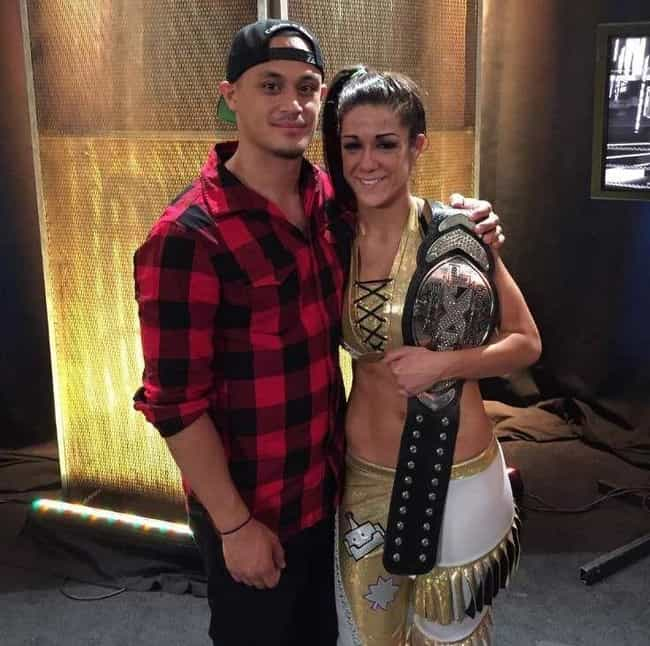 Her Boyfriend Wasn't Tou... is listed (or ranked) 2 on the list 5 Things You Should Know About Bayley
