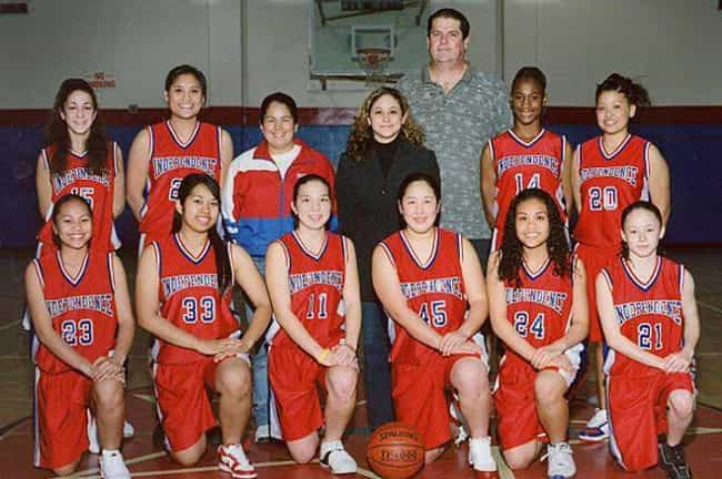 Loved High School Hoops ... is listed (or ranked) 4 on the list 5 Things You Should Know About Bayley