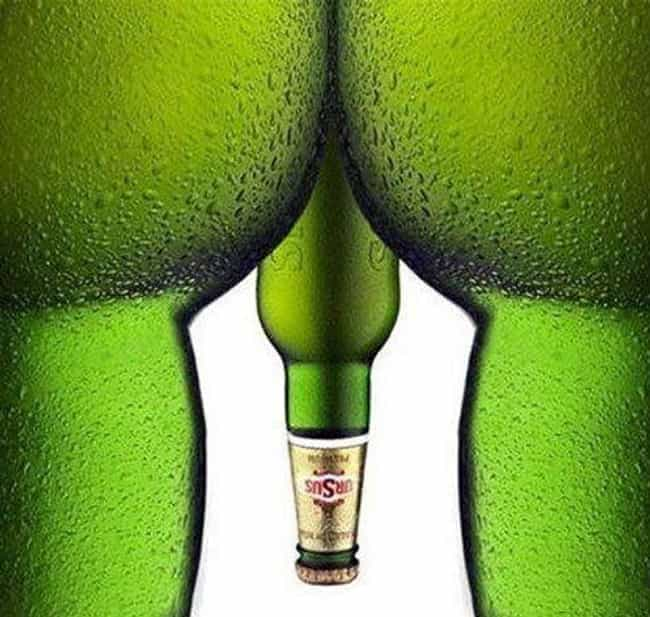 It Ain't Easy Being Gree... is listed (or ranked) 1 on the list 22 Bizarre And Inappropriate Foreign Beer Ads