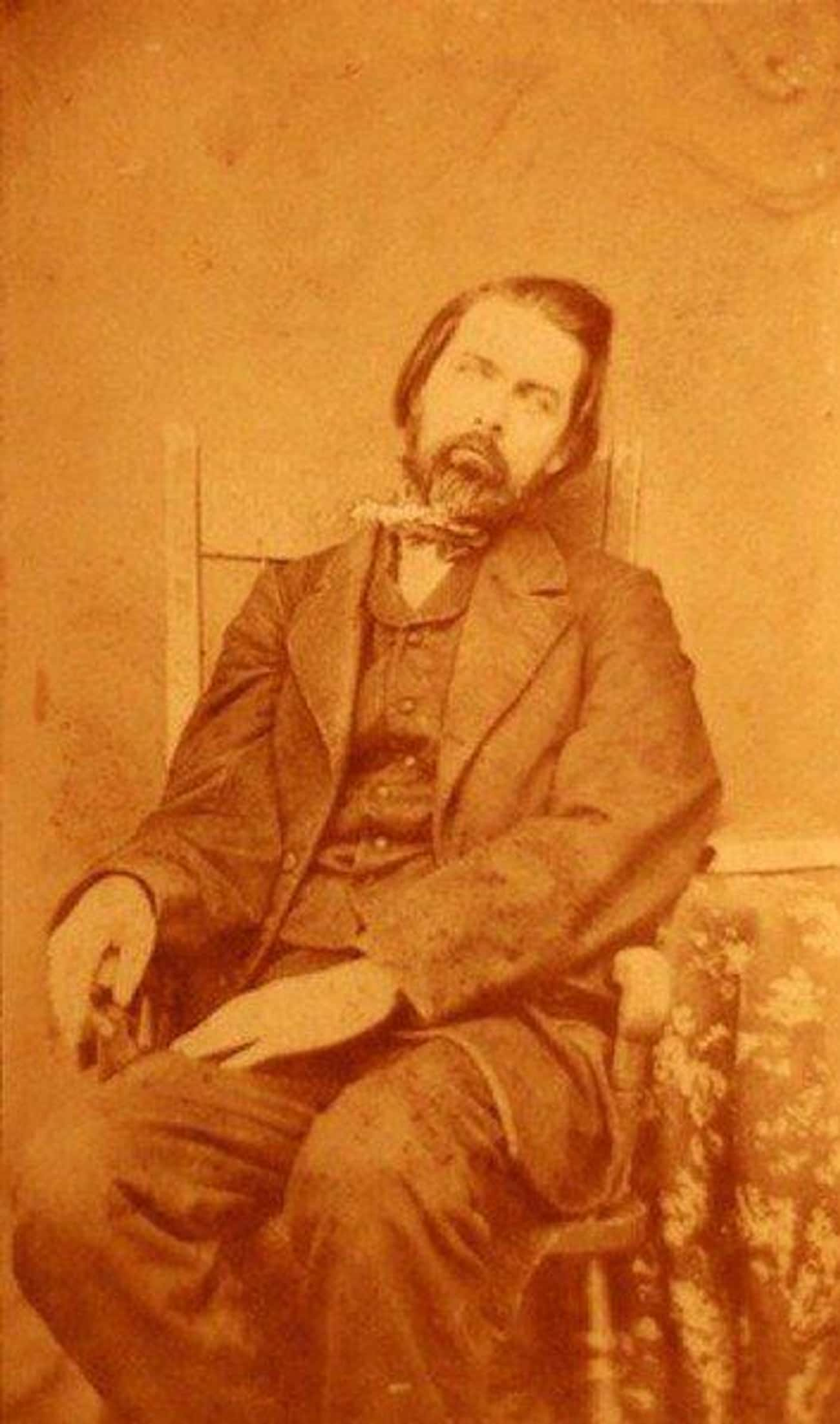 Post-Mortem Photograph, Late 1 is listed (or ranked) 2 on the list 15 Unsettling Photos of the Wild West