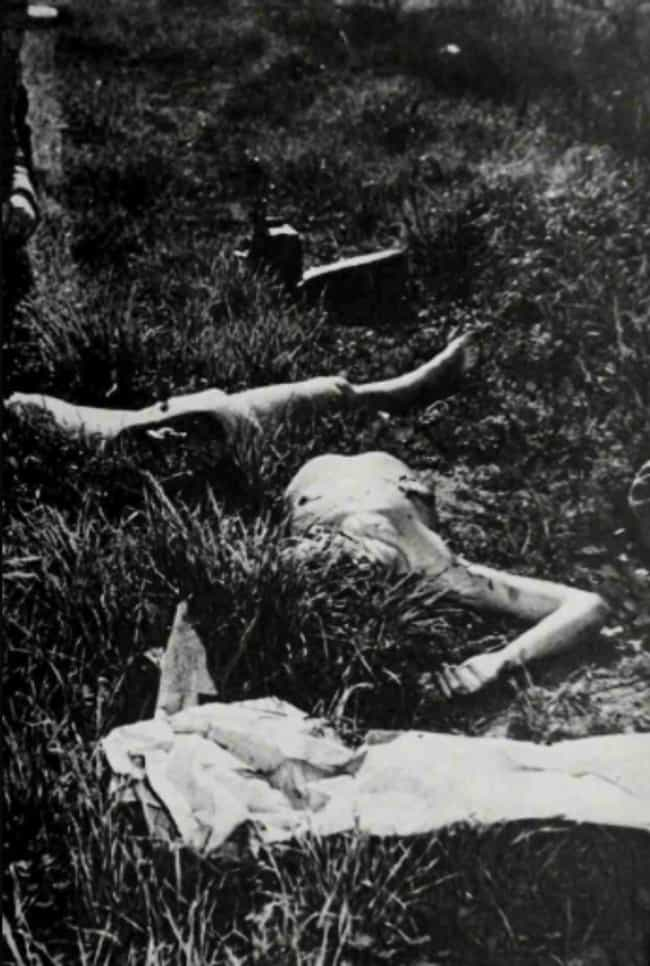 The 13 Most Infamous & Haunting Crime Scene Photographs Ever Taken