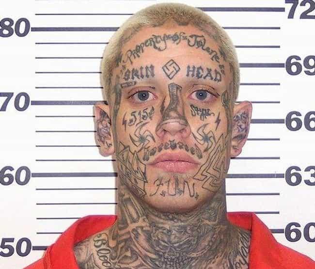 Bilderesultat for worst face tattoo