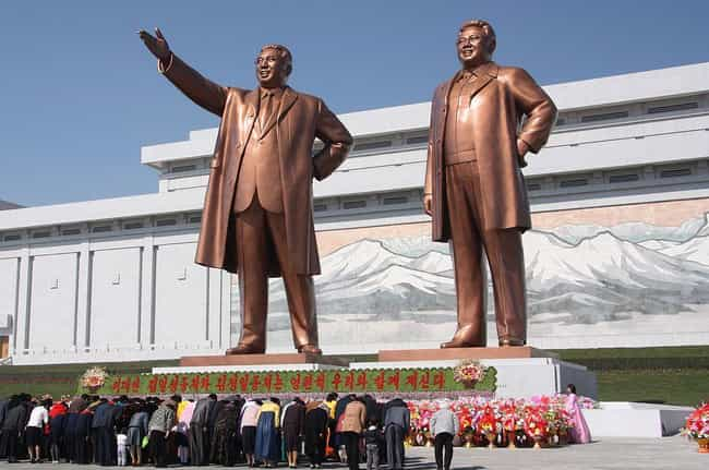 Magpies Mourned The Deat... is listed (or ranked) 8 on the list The Craziest Things That North Korean Leaders Have Claimed