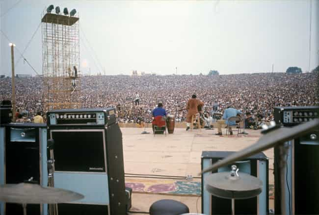 People At Woodstock Describe What It Was Really Like